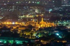 Free Wat Phra Kaew At Night , Bangkok, Thailand. Stock Image - 45668251