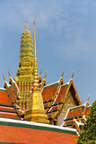 Wat Phra Kaew, Bangkok Royalty Free Stock Photos