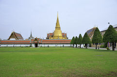 Wat Phra Kaew in Bangkok Stock Photography