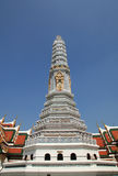Wat Phra Kaew in Bangkok Stock Foto