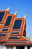 Wat Phra Kaew, Bangkok. Royalty Free Stock Images