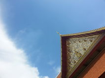 Wat Phra Kaew. Bangkok Royalty Free Stock Photo