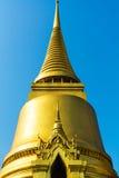 Wat Phra Kaew bangkok buddha smaragdtempel thailand Fotografering för Bildbyråer