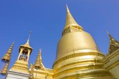 Wat Phra Kaew Bangkok, Tailandia Foto de archivo