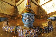 Wat Phra Kaew Bangkok Thaïlande Images libres de droits