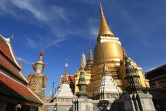 Wat Phra Kaew, Bangkok, Thaïlande Image libre de droits