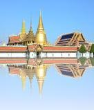 Wat Phra Kaew, Bangkok, Thailand. lizenzfreies stockfoto