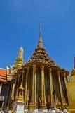 Wat Phra Kaew, Bangkok, Thailand. Stock Afbeeldingen