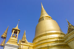 Wat Phra Kaew Bangkok, Thailand stockfoto