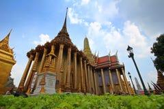 Wat Phra Kaew in Bangkok, Thailand Stockbild