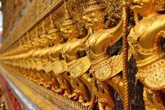 Wat Phra Kaew in Bangkok, Thailand Lizenzfreie Stockbilder