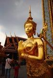 Wat Phra Kaew in Bangkok, Thailand Lizenzfreie Stockfotografie