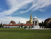 Wat Phra Kaew Bangkok Thailand Stockbilder