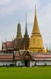 Wat Phra Kaew in Bangkok, Thailand Royalty Free Stock Photography