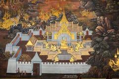 Wat Phra Kaew Stock Photo