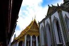 Wat Phra Kaew, Bangkok, Thailand Stock Photos