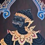 Wat Phra Kaew in Bangkok, Thailand Royalty Free Stock Images