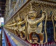 Wat Phra Kaew Bangkok Thailand Royalty Free Stock Photos