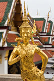 Wat Phra Kaew Bangkok Thailand Royalty Free Stock Photo