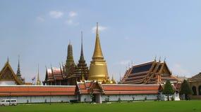 Wat Phra Kaew in Bangkok Thailand Stock Photo