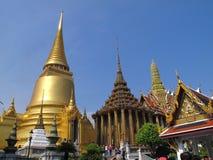 Wat Phra Kaew in Bangkok Thailand Royalty Free Stock Images