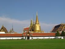 Wat Phra Kaew in Bangkok Thailand Stock Images