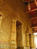 Wat Phra Kaew, Banguecoque, Tailândia Imagens de Stock