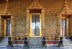 Wat Phra Kaew, Bankok, Thailand Stock Image