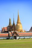 Wat Phra Kaew,  Bankok, Thailand Royalty Free Stock Photography