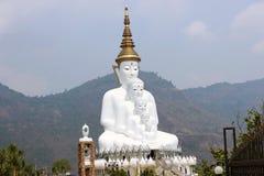 Wat Phra Kaew che si è nascosto Fotografie Stock