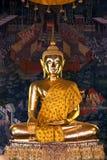 Wat Phra Kaew em Banguecoque, Tailândia Fotografia de Stock
