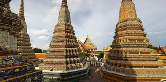 Wat Phra Kaew Emerald Buddha Royalty Free Stock Photos