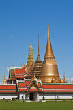Wat Phra Kaew, The Emerald Buddha Temple Stock Images