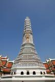 Wat Phra Kaew en Bangkok Foto de archivo