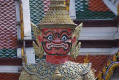 Wat Phra Kaew en Bangkok o el templo de Emerald Buddha Imagenes de archivo