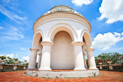Wat Phra Kaew en el parque de Khao Wang Phra Nakhon Khiri Historical Fotografía de archivo libre de regalías