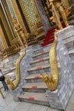 Wat Phra Kaew Entrance, Bangkok, Tailandia, Asia Immagini Stock