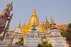 Wat Phra Kaew Stock Photos