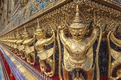 Wat Phra Kaew - Bangkok - Thailand Royalty Free Stock Photography
