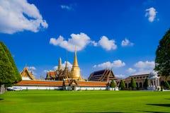 Free Wat Phra Kaew Grand Palace At Bangkok Royalty Free Stock Image - 78100566