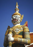Wat Phra Kaew - Grand Palace - Bangkok Royalty Free Stock Photos