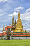 Bangkok holidays Royalty Free Stock Photography