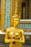Wat Phra Kaew or Grand Palace Royalty Free Stock Photography