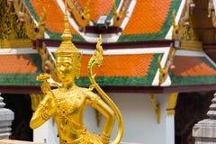 Wat Phra Kaew or Grand Palace Stock Photography
