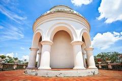 Wat Phra Kaew in het Park van Khao Wang Phra Nakhon Khiri Historical Royalty-vrije Stock Fotografie