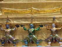Free Wat Phra Kaew In Bangkok Or The Temple Of The Emerald Buddha Stock Photography - 42151252