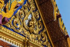 Wat Phra Kaew-ornament Stock Fotografie