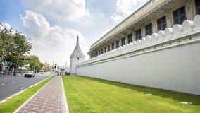Wat Phra Kaew ou o templo de Emerald Buddha, Tailândia fotografia de stock royalty free