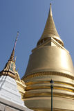 Wat Phra Kaew_Pagoda Stockfotos