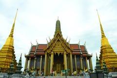 Wat Phra Kaew przy Bangkok, Tajlandia Fotografia Stock